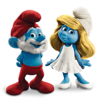 Download Smurfs Free PNG photo images and clipart.