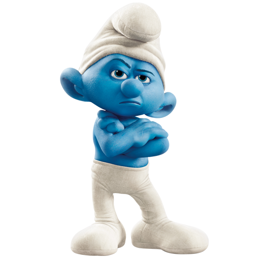 Smurfs PNG Images Transparent Free Download.