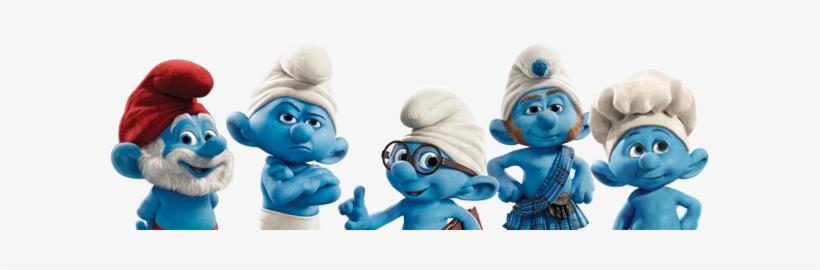 Smurfs Png Transparent Image.