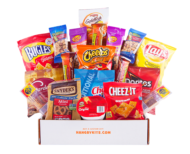 Snack Png & Free Snack.png Transparent Images #2363.