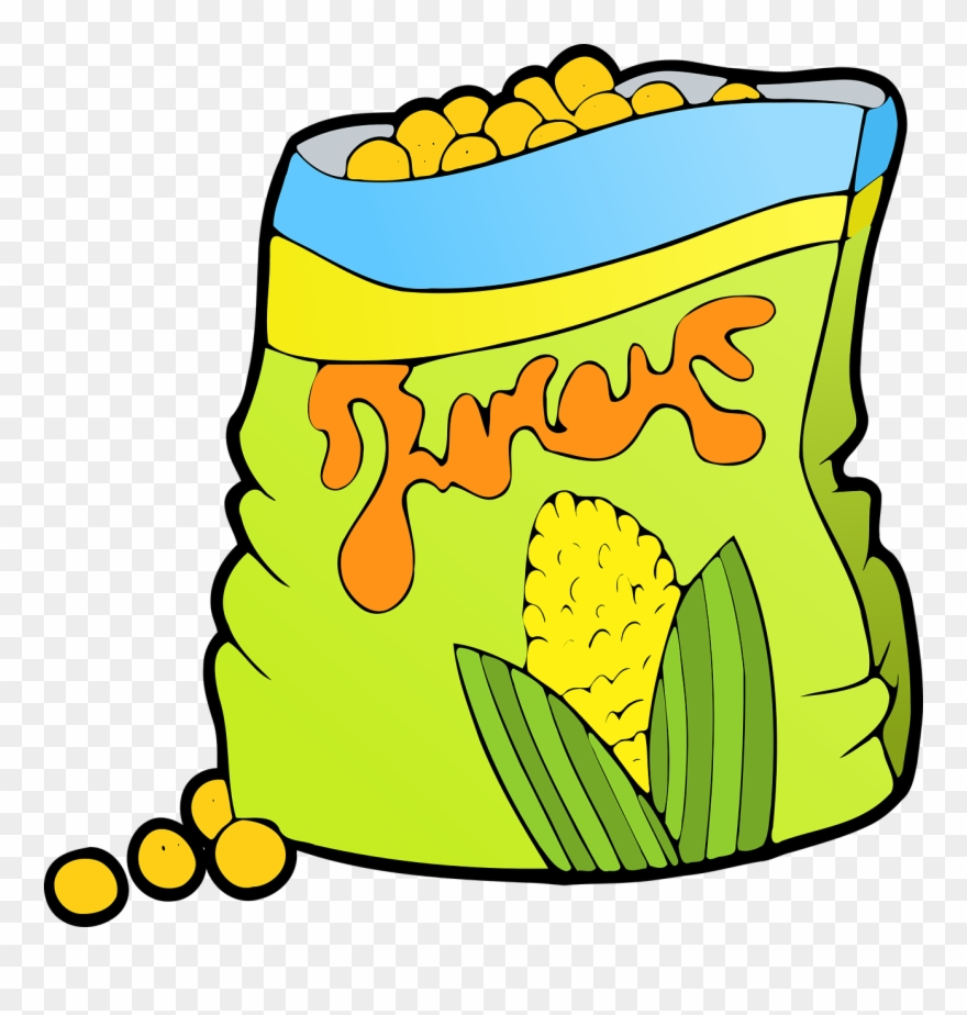 School Snack Clipart.