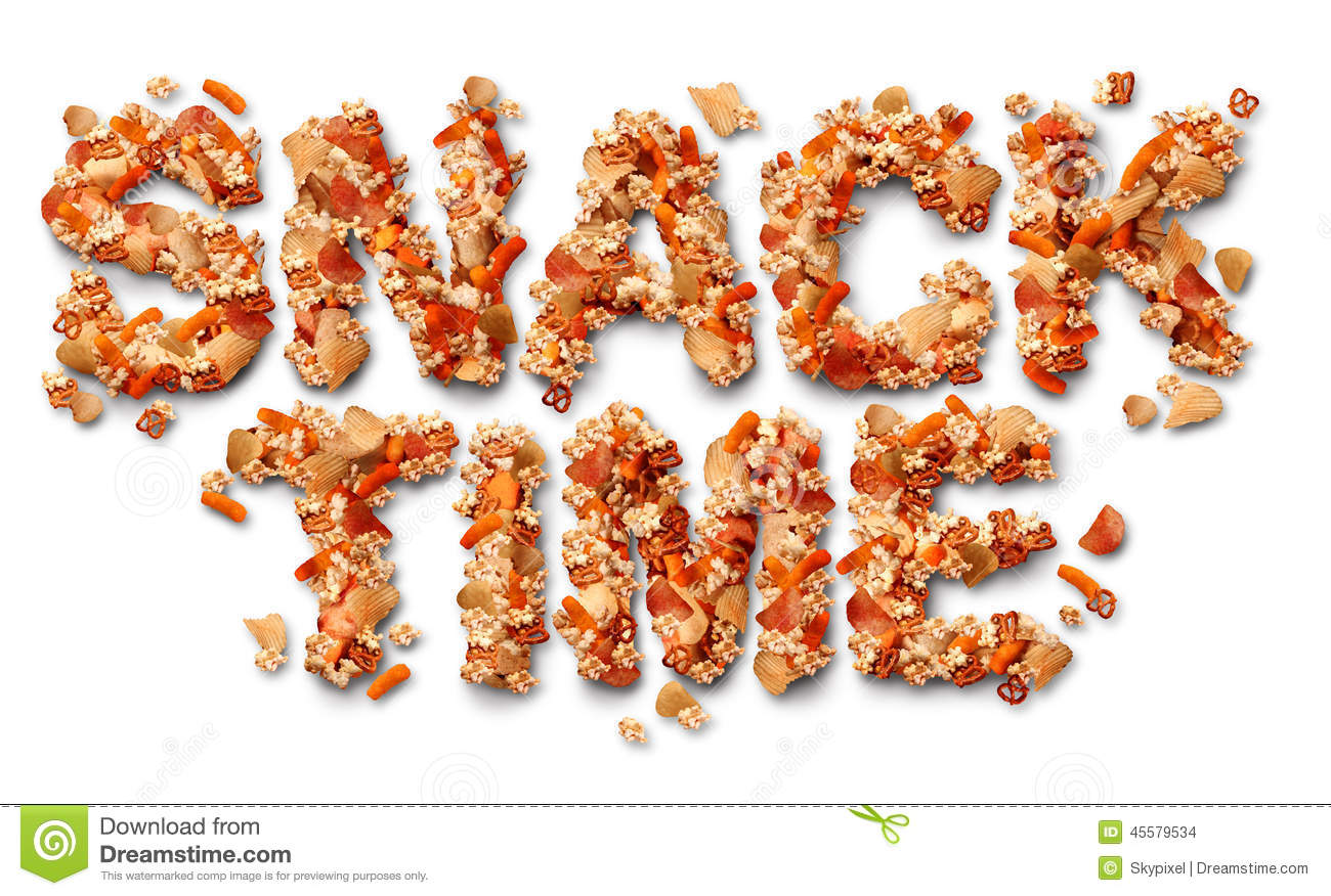 Snacks clipart.
