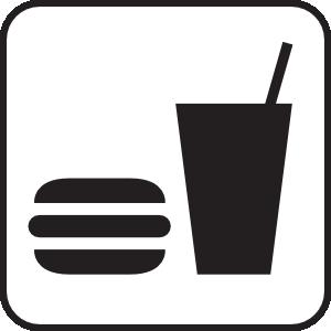 Snack Bar White Clip Art at Clker.com.