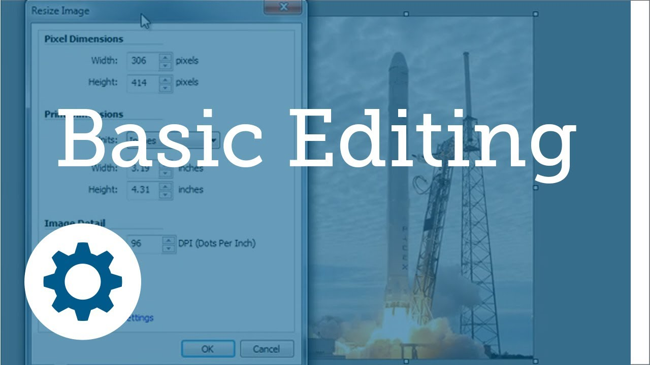 Basic Editing in Snagit.
