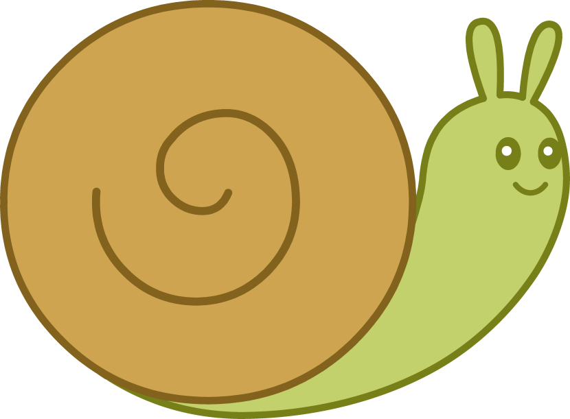 Free Snail Clipart Pictures.