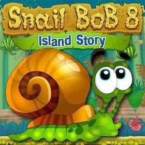 Snail Bob 8: Island Story.
