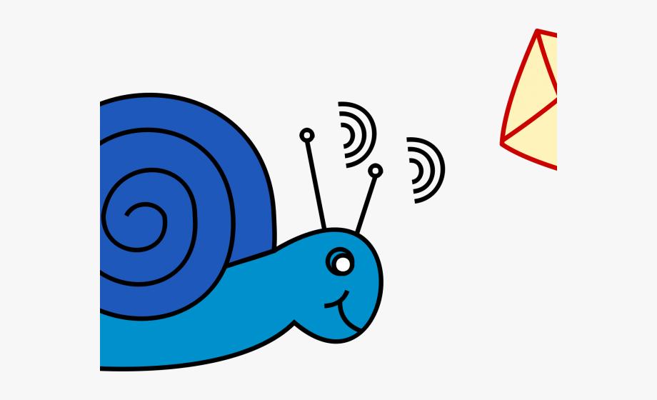 Snail Clipart Snail Mail #755392.