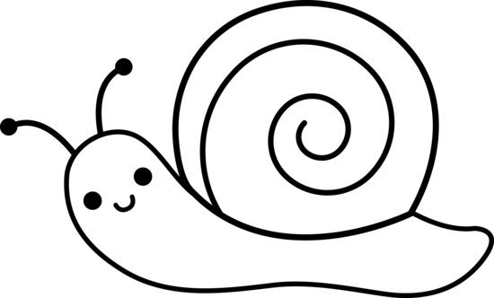 Snail Shell Graphic Clipart.