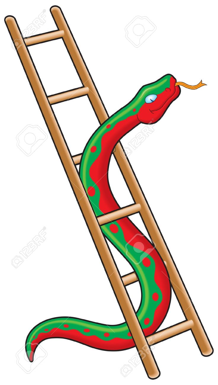 Snake And Ladder Royalty Free Cliparts, Vectors, And Stock.