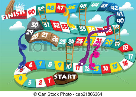 Snake And Ladder Clipart 20 Free Cliparts Download