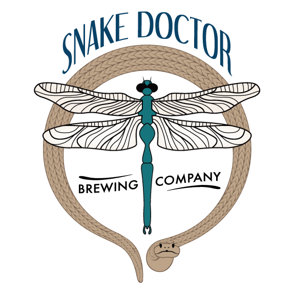 Snake Doctor Brewing Company on Behance.