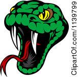 Snake Head Clipart.