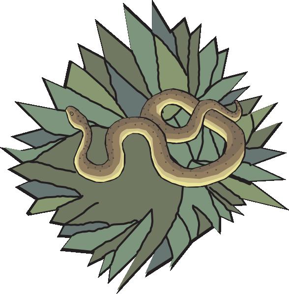 Snake In Nest Clip Art at Clker.com.