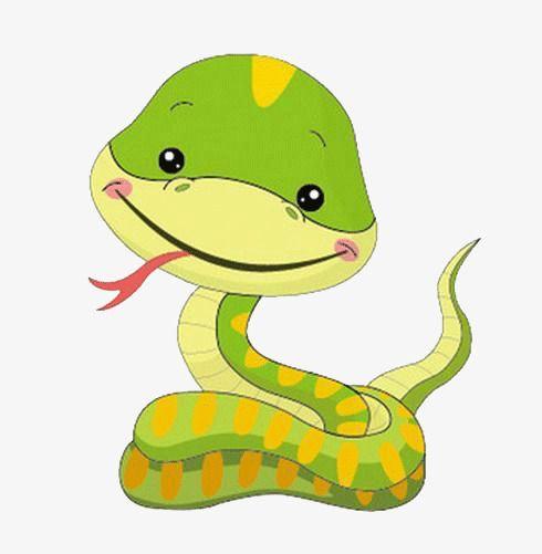 Cartoon Snake, Snake Clipart, Cartoon Clipart, Cartoon PNG.