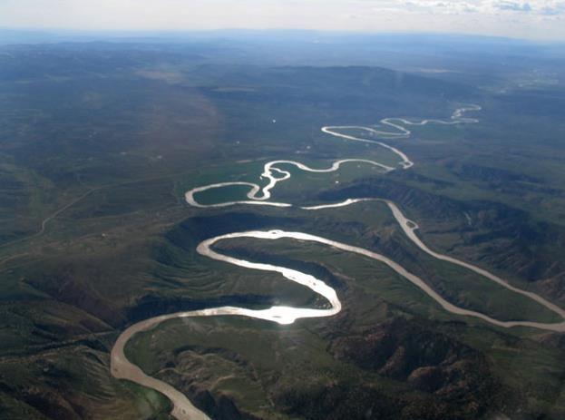 Snake River.