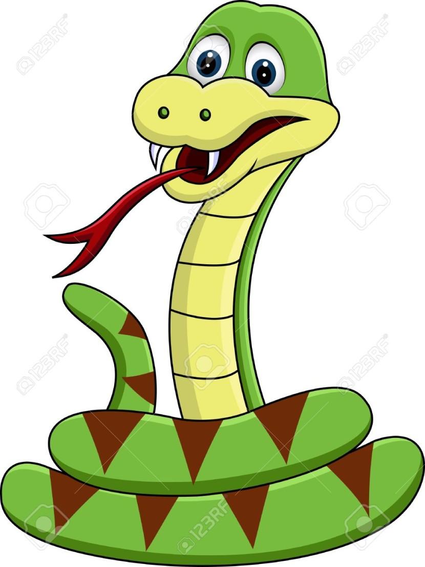 Snake clip art.
