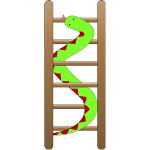 Snakes and ladders clipart, cliparts of Snakes and ladders.