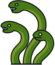 Free to Use & Public Domain Snakes Clip Art.