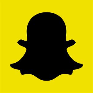 Snapchat Logo Vector (.CDR) Free Download.