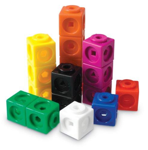 Free Printable Alphabet Snap Cube Mats.