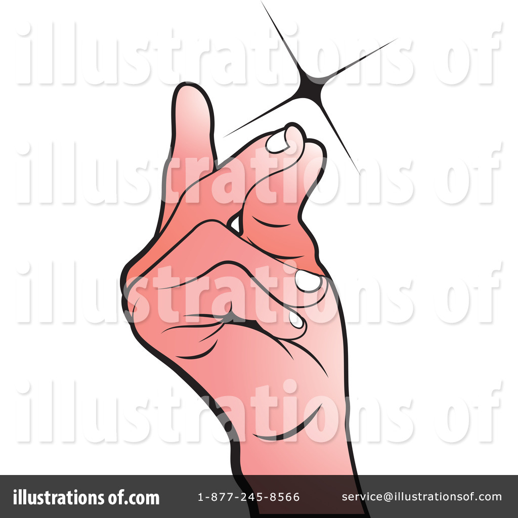 Snapping Fingers Clipart #1210334.