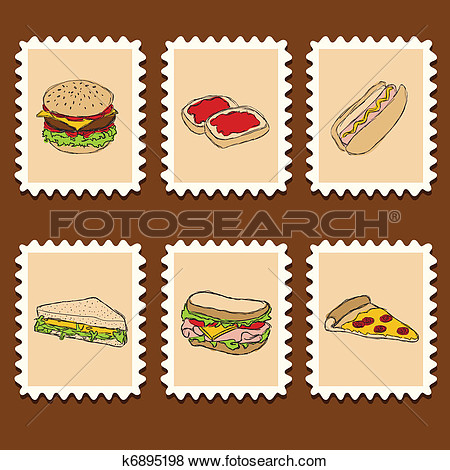 Food stamps clipart.
