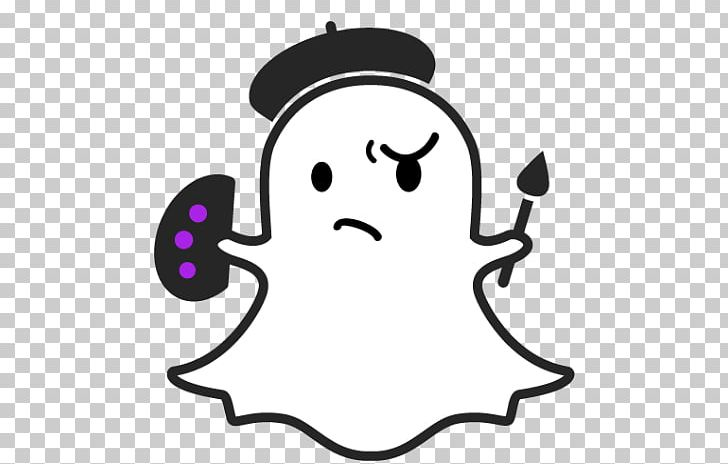 Snapchat Artist Ghost PNG, Clipart, Emojis, Icons Logos.