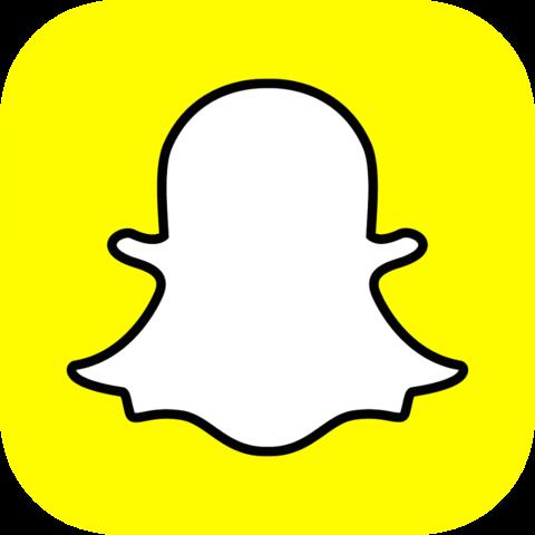 Snapchat Logo transparent PNG.