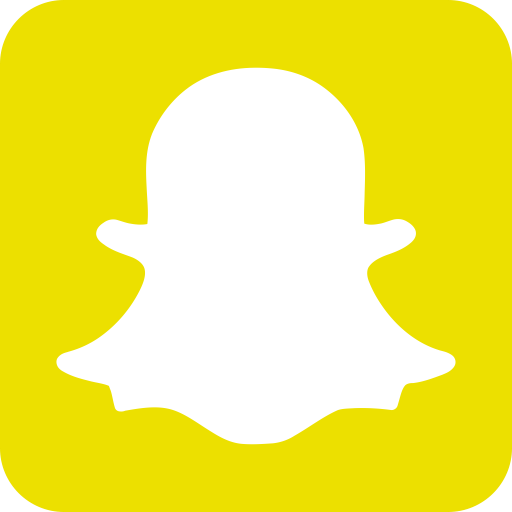 Snap chat, snapchat icon.