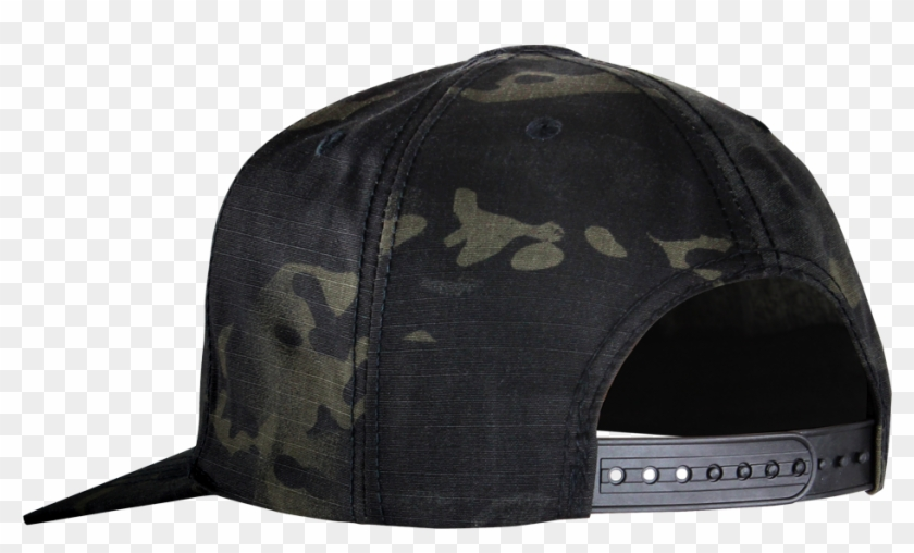 Multicam Black Snapback , Png Download, Transparent Png.