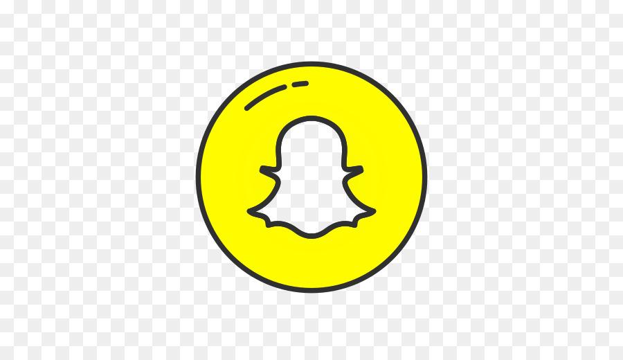 Snapchat Logo clipart.