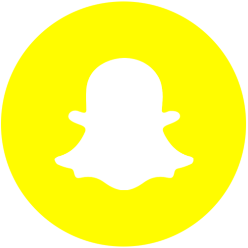 Snapchat App Icon #101926.