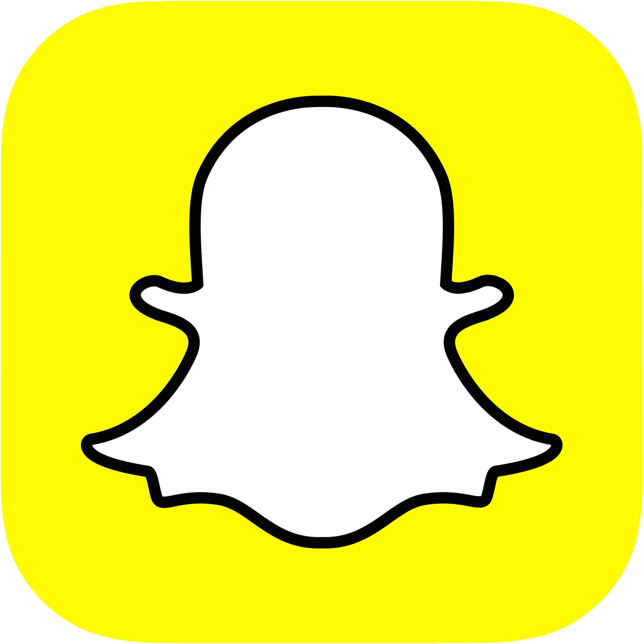 Snapchat Clipart.