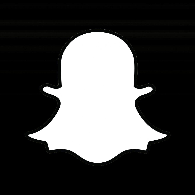 Best Snapchat Clip Art Transparent Graphic.