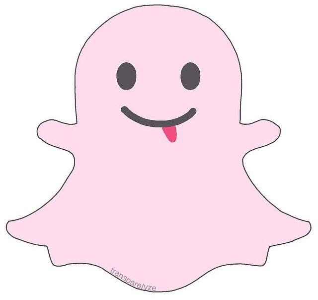 Snapchat Clipart Transparent.