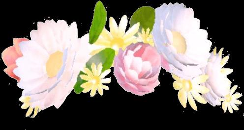 Download Filter Flowers Bouquet Transparent.