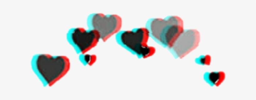 Glitch Heart Crown Aesthetic Tumblr.