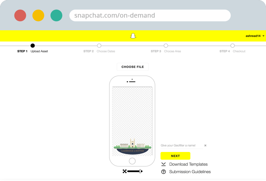 Snapchat Geofilters: The Easy Way to Create Your Own.
