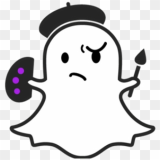 Free Snapchat Ghost Png Transparent Images.