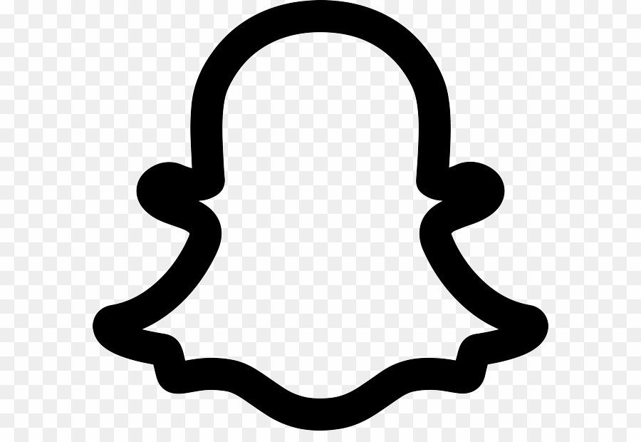 Snapchat Logo PNG Logo Desktop Wallpaper Clipart download.