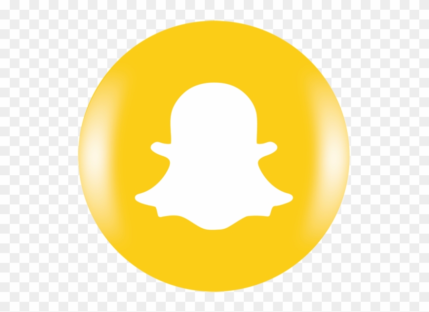 Collection Of Free Snapchat Vector Logo.