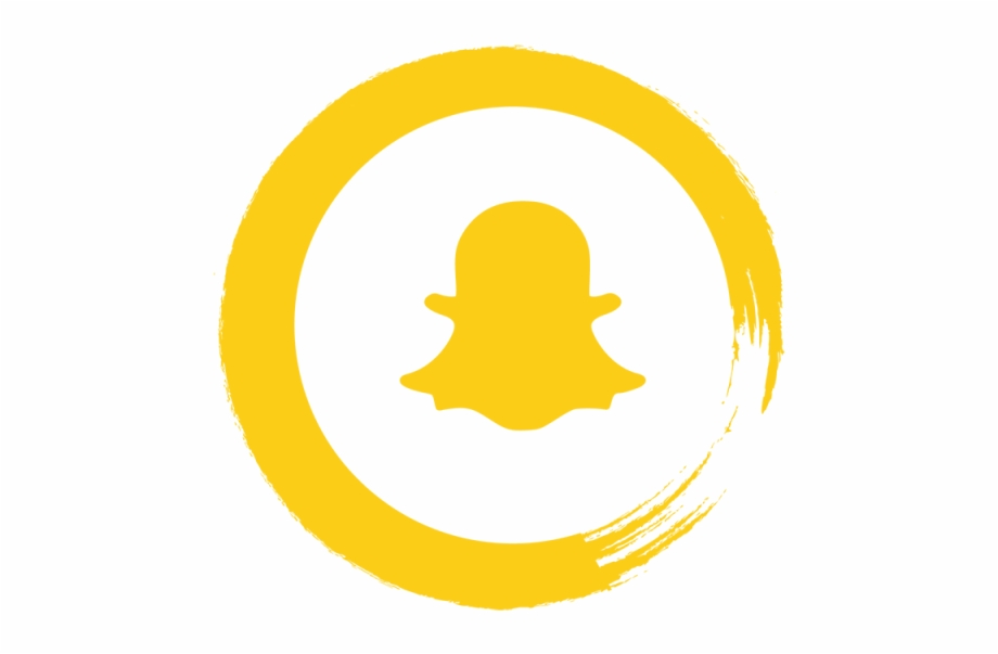 Snapchat Logo Png Snapchat Icon Logo Social Media Icon.