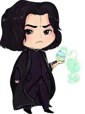 65+ Severus Snape Clipart.