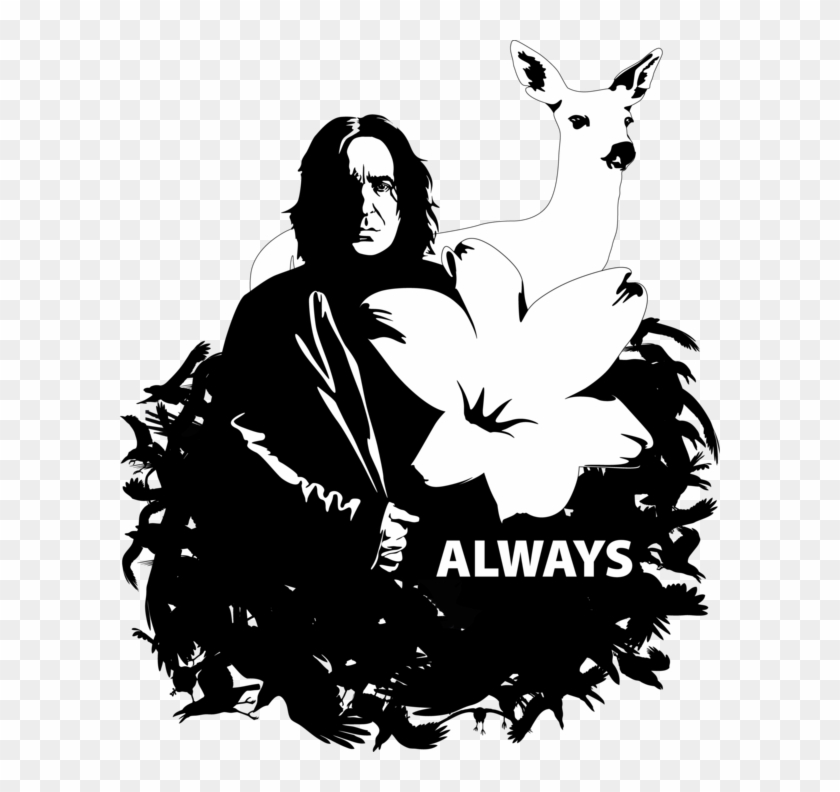 Snape By Mad42sam Clipartlook.