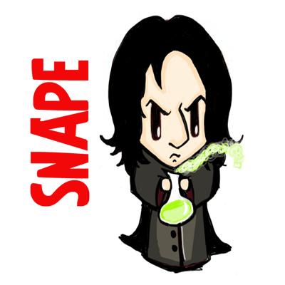 66+ Severus Snape Clipart.