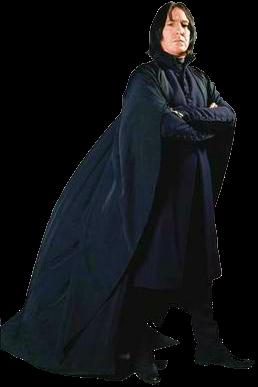 Severus Snape PNG Transparent Images 12.