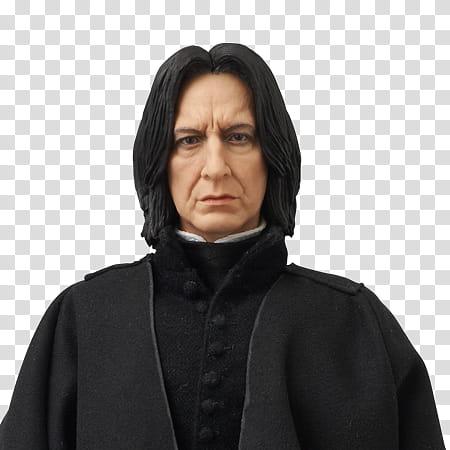 Professor Snape transparent background PNG clipart.