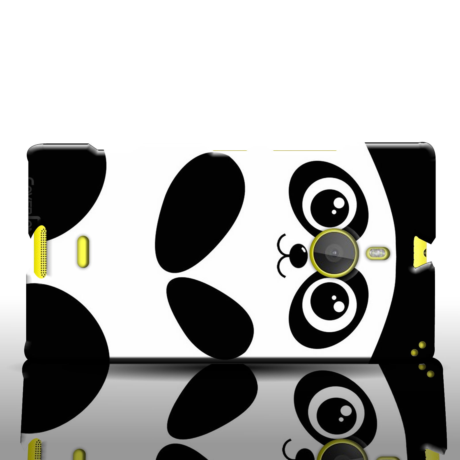 For Nokia Lumia 1520 Custom Design Snap On Rubber Phone Cover Case.