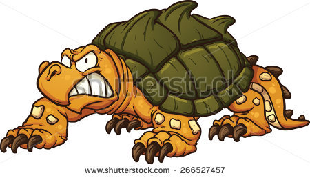Snapping Turtle Stock Photos, Royalty.
