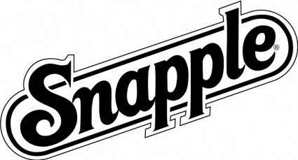Snapple logo Clipart Picture Free Download.